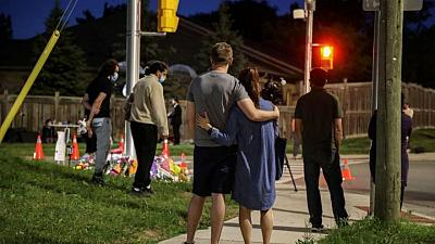 Man accused of mowing down Canadian Muslim family to appear in court
