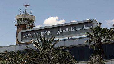 مصدران: الحوثيون يستعدون لمعاودة فتح مطار صنعاء
