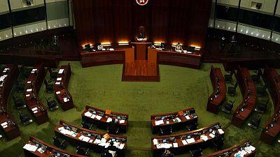 Hong Kong chides EU over remarks on electoral system changes