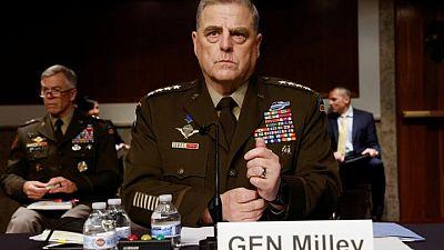 """جنرال أمريكي: الصين تعزز قدراتها العسكرية """"بمعدل خطير ومتواصل"""""""