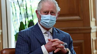 UK's Prince Charles meets CEOs in campaign for more sustainable economy