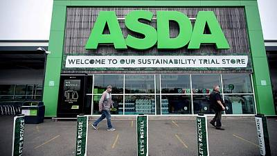 Asda's sales growth accelerates under new ownership