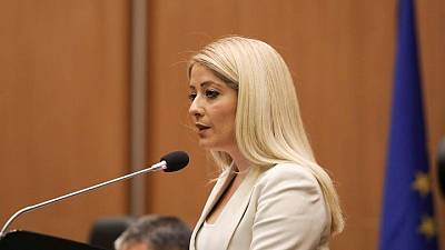 Cyprus elects first female parliamentary speaker