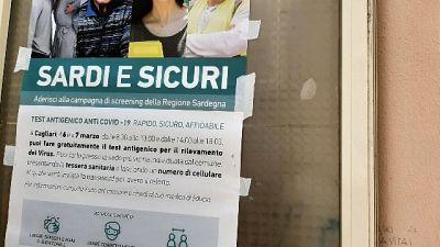Riapre Pronto soccorso Ss.Trinità Cagliari,attesi 77mila vaccini