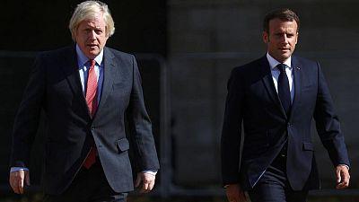 France's Macron tells UK it can't renegotiate Brexit deal