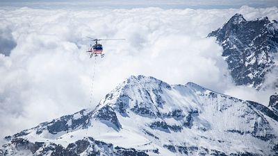 Missione Ice Memory su Monte Rosa, preso campione sotto 82 metri