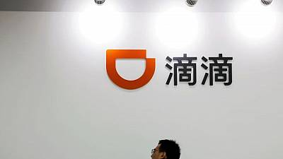 China's ride-hailing firm Didi files for U.S. IPO