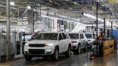 Detroit becomes 'Jeep City' with first new auto plant in 30 years
