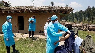 الهند تسجل 62480 إصابة جديدة بكورونا