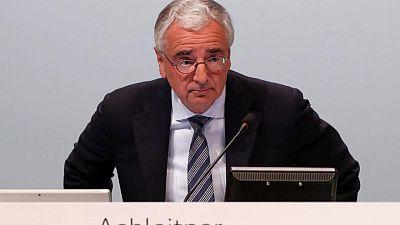 Exclusive - ECB tells Deutsche Bank to find new chairman fast: sources