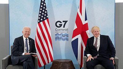 President Biden and PM Johnson discussed UK-US travel corridor- Raab