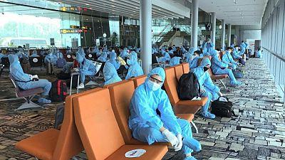 Los casos del virus en todo el mundo superan los 174,74 millones y las muertes alcanzan las 3.925.187