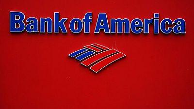 بنك أوف أمريكا: صناديق الأسهم تشهد دخول تدفقات ضئيلة