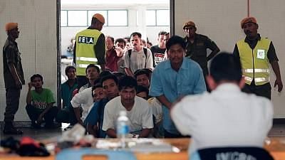 Malaysia to deport thousands of undocumented Indonesian migrants