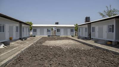New Humanitarian Hub to boost efficiency in delivering humanitarian assistance in Pibor, South Sudan