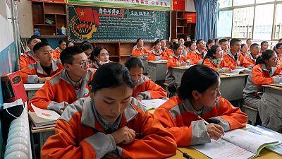 'Xi Jinping is my spiritual leader': China's education drive in Tibet
