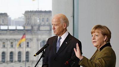 Germany's Merkel to visit Biden at White House on July 15