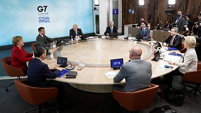 UK PM Johnson says G7 summit is a chance to learn COVID lessons