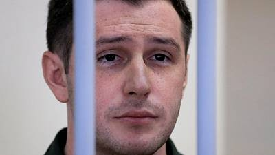 Russian court upholds nine-year sentence for U.S. ex-Marine Reed