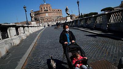 إيطاليا تسجل 37 وفاة و1325 إصابة جديدة بفيروس كورونا