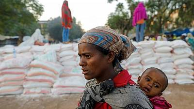 100,000 children in Tigray at risk of death from malnutrition - UNICEF