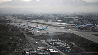 U.S. says diplomatic presence in Kabul requires 'functioning, secure airport'