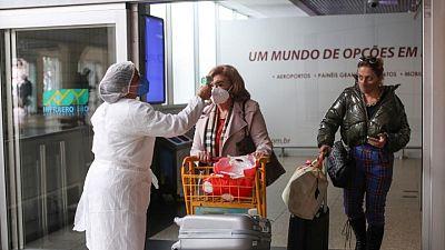 Brasil registra 2.216 nuevas muertes por COVID-19, total alcanza las 484.235