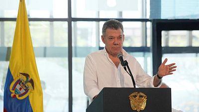 رئيس كولومبيا السابق يطلب العفو عن جرائم قتل ارتكبها الجيش خارج نطاق القانون
