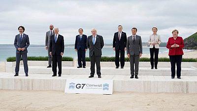 مسؤول أمريكي: مجموعة السبع ستعلن عن مشروعات بنية تحتية كبرى
