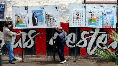 الجزائريون يدلون بأصواتهم في انتخابات برلمانية