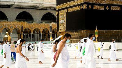 Saudi Arabia bars foreign travellers from Haj over COVID-19 - SPA