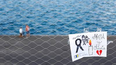 Spanish child found tied to anchor died from drowning, autopsy finds