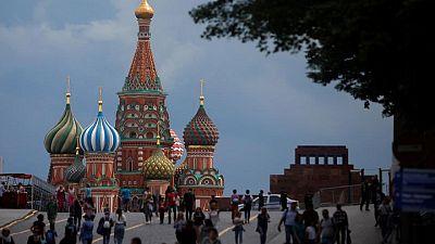 Residentes de Moscú reciben orden de no acudir al trabajo para combatir COVID-19