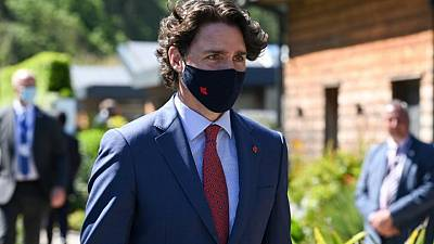 Canada's Trudeau called for concerted G7 approach to China - source