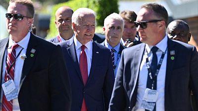 G7 source praises Biden after 'complete chaos' of Trump