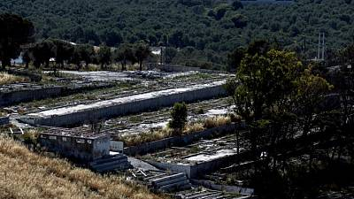 Afghans jailed in Greece over Moria migrant camp blaze