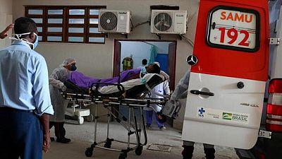 Con más de 2.000 muertes, Brasil supera 486.000 víctimas fatales por COVID-19