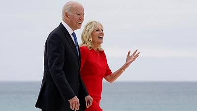 Bidens to have tea with Queen Elizabeth as G7 ends