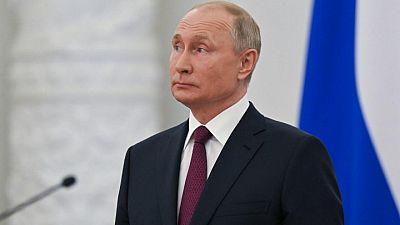 Putin says he wants Biden summit to help establish dialogue - Ifax