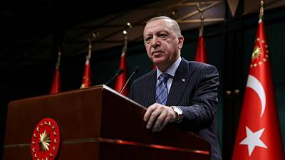 Erdogan says he and Biden must leave troubles behind at NATO meeting