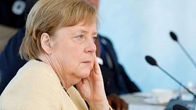 Germany's Merkel hopes for G7 infrastructure plans in 2022