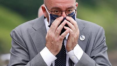رئيس المجلس الأوروبي: مجموعة السبع ستُسّرع تسليم لقاحات كوفيد-19 عالميا