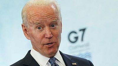 "Biden sugiere que poder de ""autócrata"" Putin en Rusia podría ser más débil de lo que parece"