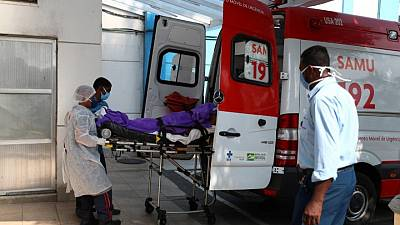 Brazil reports 1,129 new COVID-19 deaths, nearly 40,000 cases