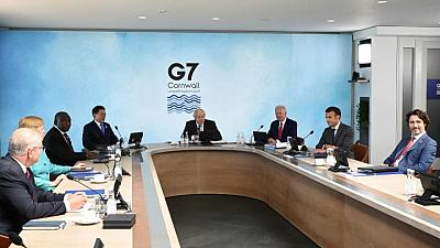 Taiwan says will be 'force for good' after unprecedented G7 support
