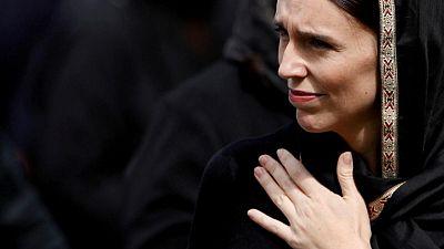 رئيسة وزراء نيوزيلندا: أي فيلم عن هجوم كرايستشيرش يجب أن يركز على المجتمع المسلم