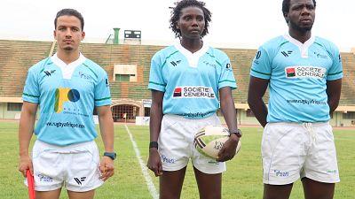Le Burkina Faso Bat Le Cameroun et se qualifie pour le prochain tour des qualifications pour la Coupe du Monde de Rugby dans la poule D de la Rugby Africa Cup