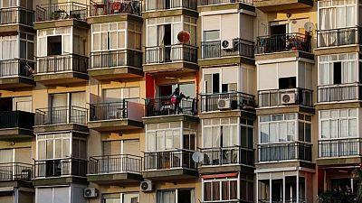 El precio de la vivienda en alquiler en España sigue en la senda bajista