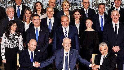 Israel: Netanyahu llama al rechazo del nuevo gobierno