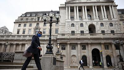 Managing Bank of England's trillion-pound balance sheet a major issue, says Bailey
